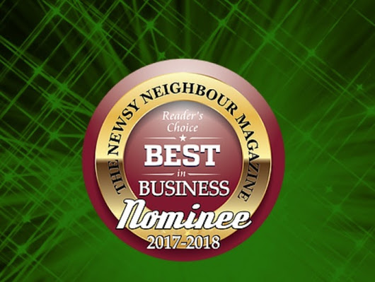 Emerald Management & Realty Ltd. receives Nomination for 2017 – 2018 Reader's Choice Best in Business Award!