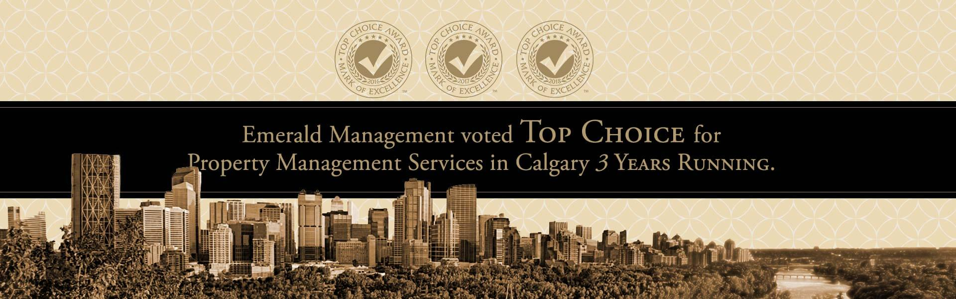 Top Choice for Property Management Services in Calgary