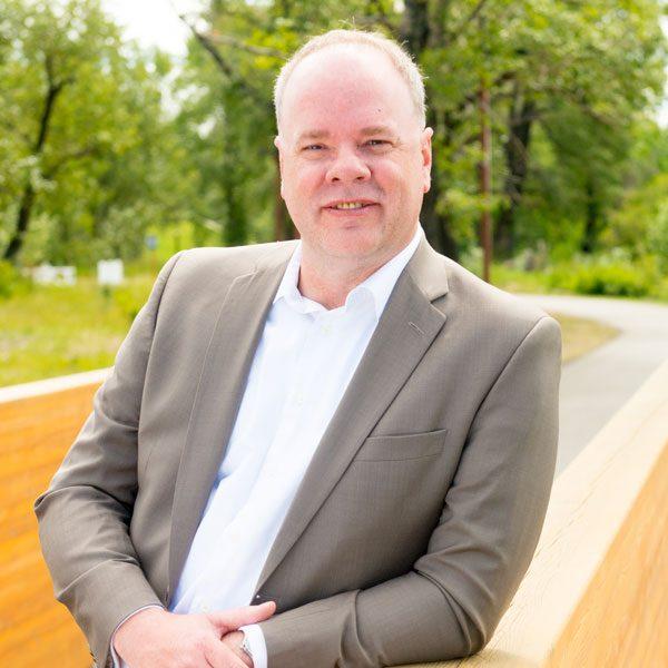 Gary Gurnsey - Managing Director of Condominium   Emerald Management Team