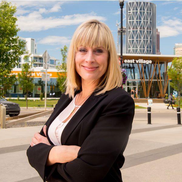 Jodena Rogers - Vice President Corporate Services (Associate Broker)   Emerald Management Team