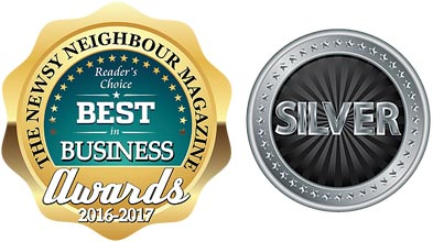 Best in Business Award 2016-17 by The Newsy Neighbour Magazine