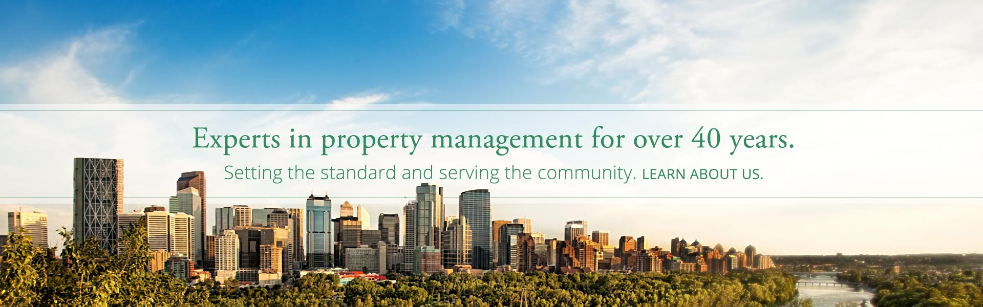 Property Management Company in Calgary